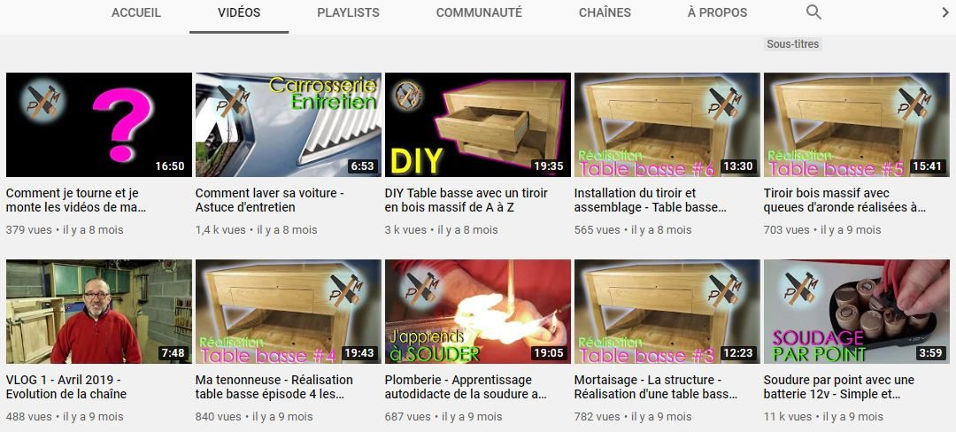 referencement video youtube